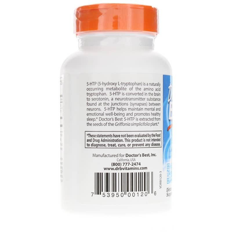 5-HTP Enhanced with Vitamins B6 & C