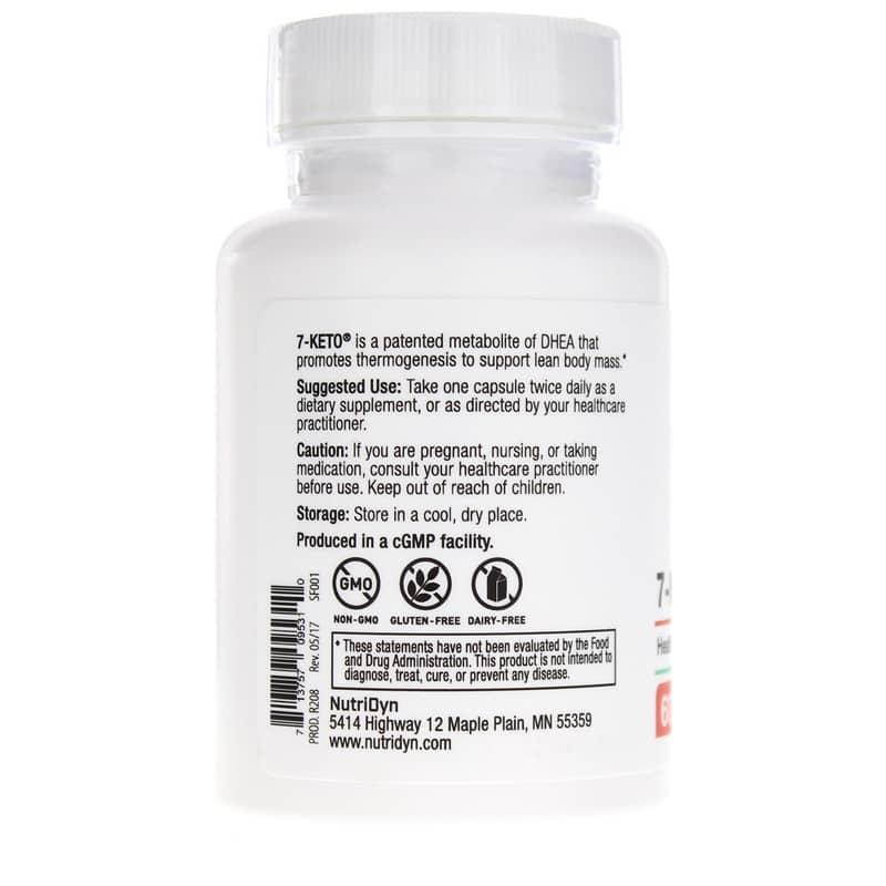 Guide The 7 Keto DHEA Supplement: Alternative Medicine for a