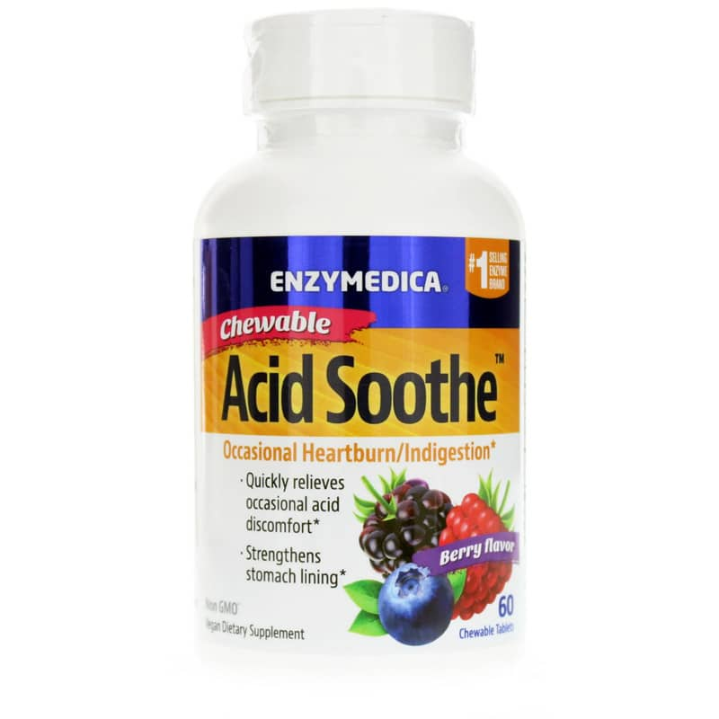 Acid soothe chewable berry enz 60%20chewable%20tablets,main,1