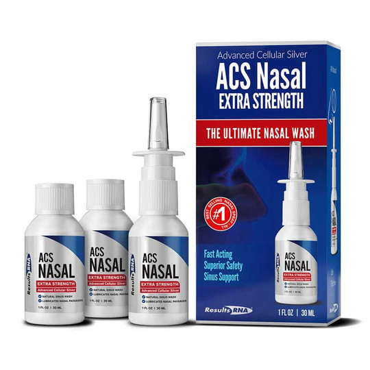 ACS Nasal Spray Extra Strength 3 Bottle Set