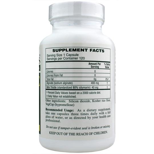 Alginate Plus Detox Supplement