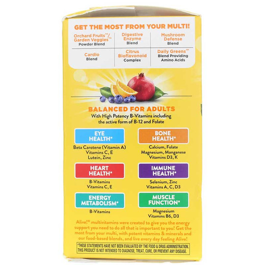 Alive Once Daily Multi-Vitamin Ultra Potency