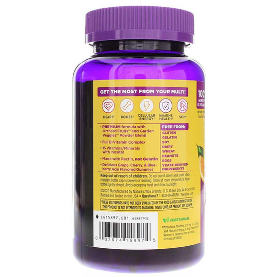 Alive Women's Gummy Vitamins