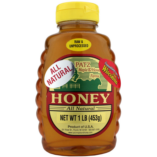 All Natural Honey Clover