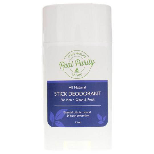 All Natural Stick Deodorant for Men