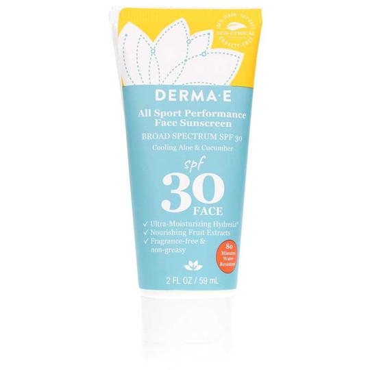 All Sport Performance Face Sunscreen SPF 30