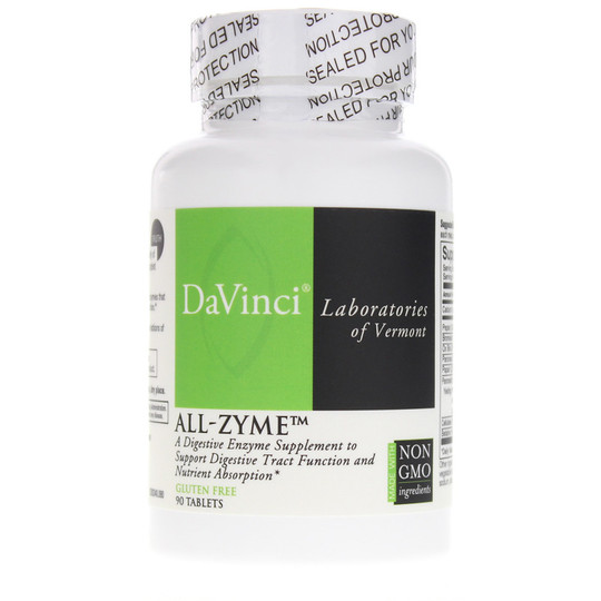 All-Zyme Digestive Enzyme