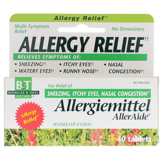 Allergiemittle AllerAide