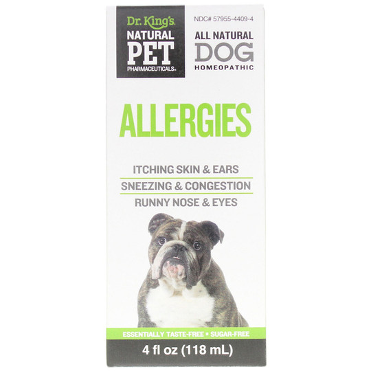Allergies for Dogs Homeopathic