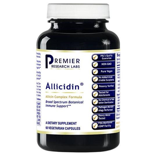 Allicidin Allicin Complex Formula