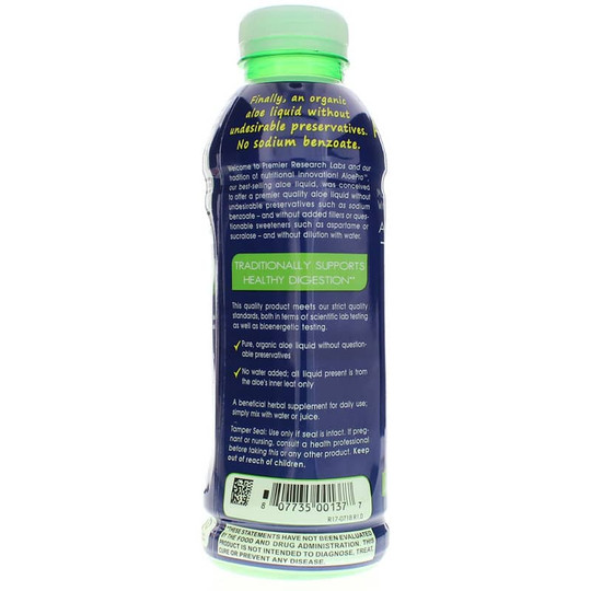 AloePro Organic Aloe Vera Liquid