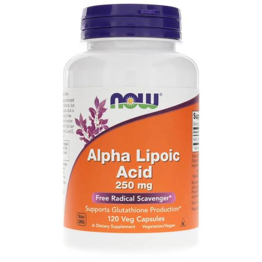 Alpha Lipoic Acid 250 Mg
