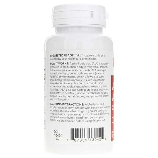 Alpha-Lipoic Acid 250 Mg