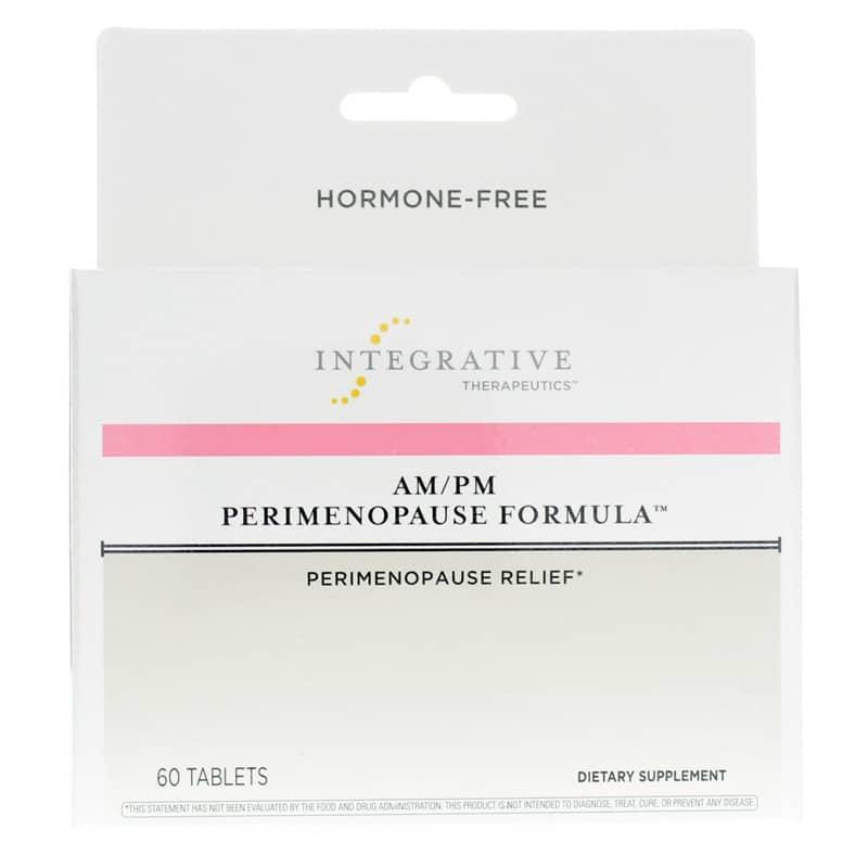 Integrative Therapeutics AM/PM Perimenopause Formula