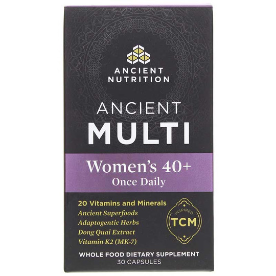 Ancient Multi Women's 40+ Once Daily