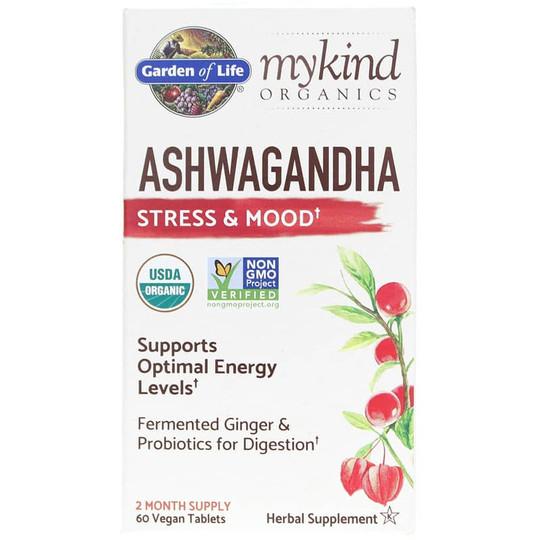 Ashwagandha Stress & Mood