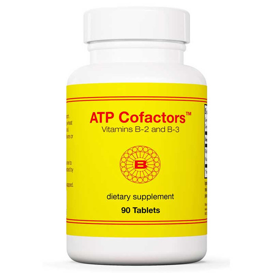 ATP Cofactors Vitamins B2 B3