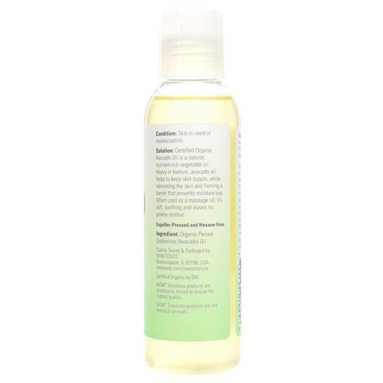 Avocado Oil Certified Organic
