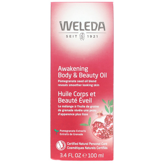 Awakening Body & Beauty Oil