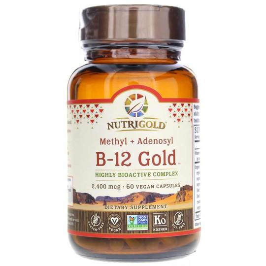 B-12 Gold 2400 Mcg