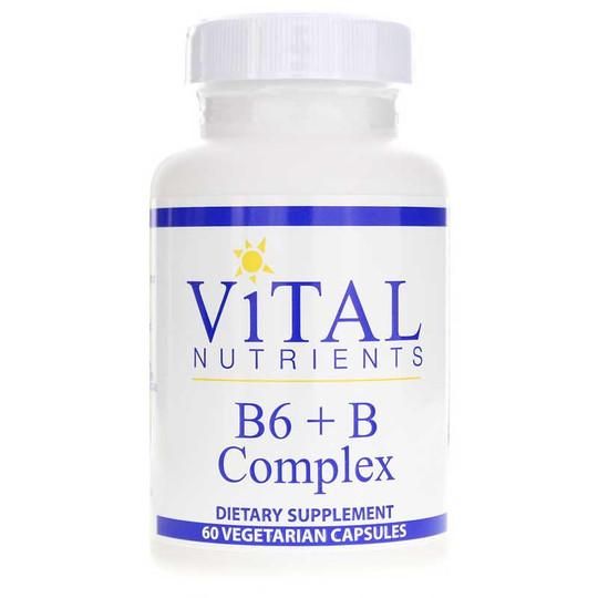 B6 + B Complex