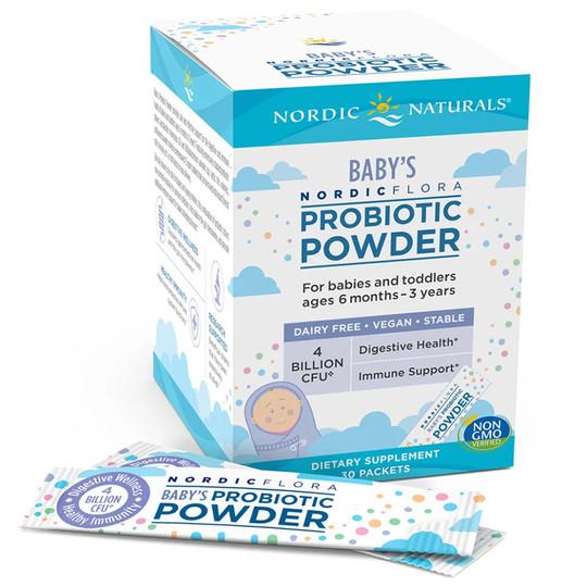 Baby's Nordic Flora Probiotic Powder