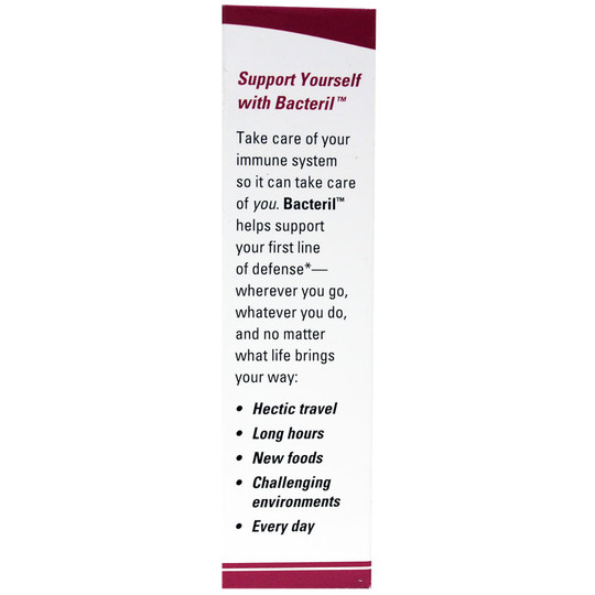 Bacteril Immune System Support