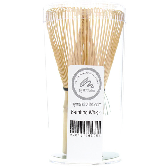 Bamboo Whisk for Matcha Tea