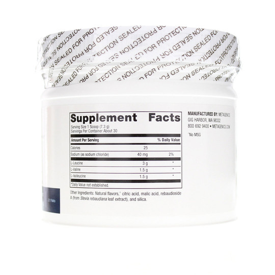 BCAAs Support for Muscle Protein Synthesis