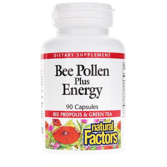 Bee Pollen Plus Energy