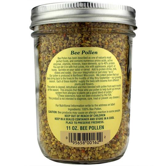 Bee Pollen Whole Grain Granules