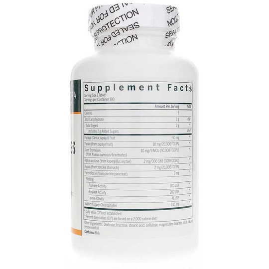 Bio Enzymes Peppermint Flavor
