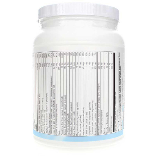 BioCleanse Powder In Natual Vanilla Flavor