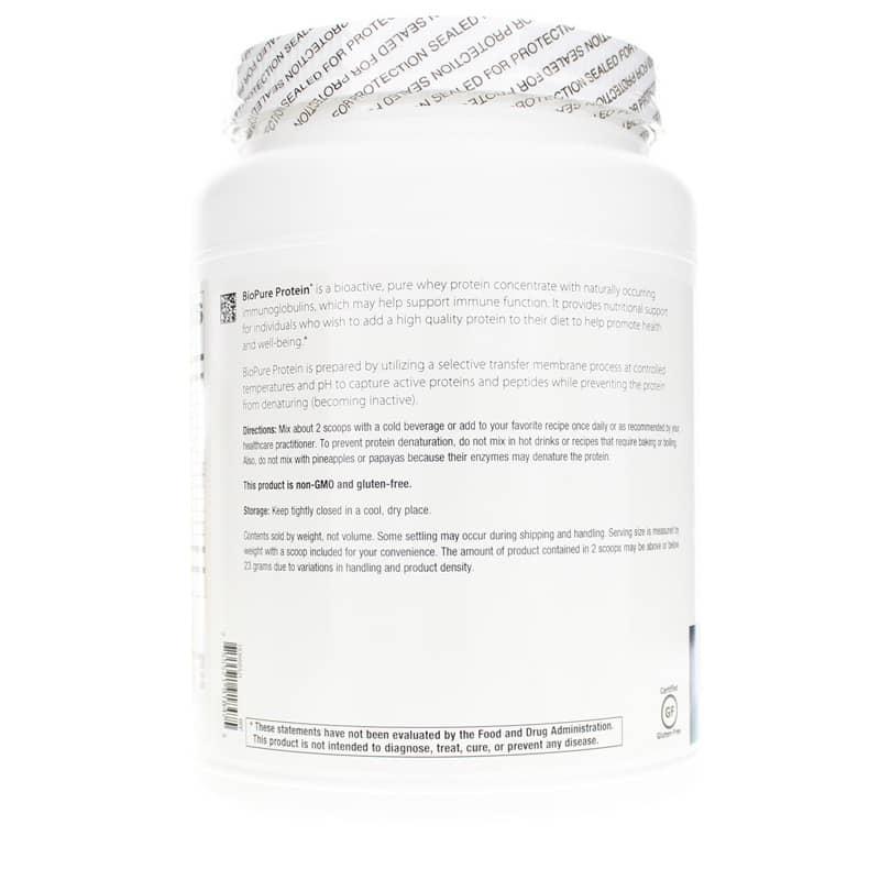 BioPure Protein Bioactive Pure Whey