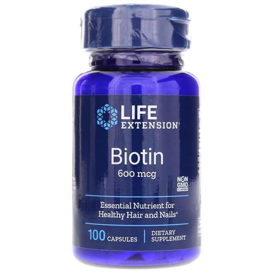 Biotin 600 Mcg