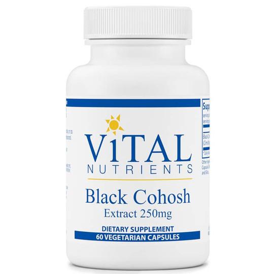 Black Cohosh Extract 250 Mg