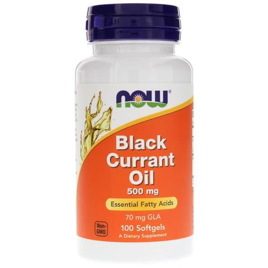 Black Currant Oil 500 Mg