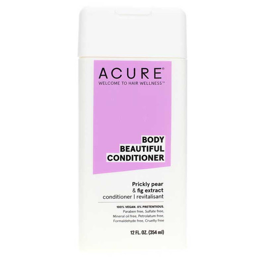 Body Beautiful Pear & Fig Conditioner, Acure Organics
