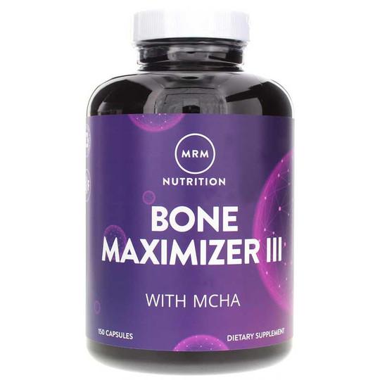 Bone Maximizer III