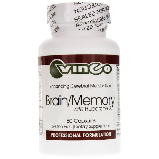 Brain/Memory with Huperzine A