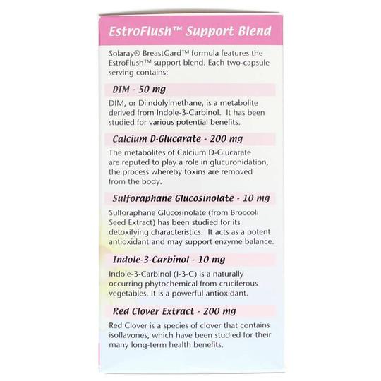 Breast Gard with EstroFlush Support Blend