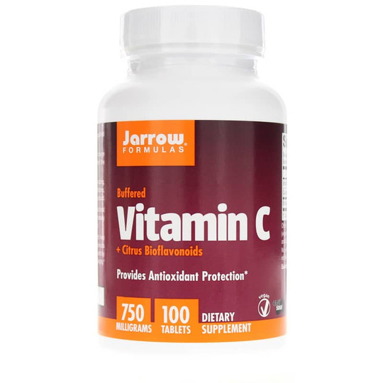 Buffered Vitamin C + Citrus Bioflavonoids