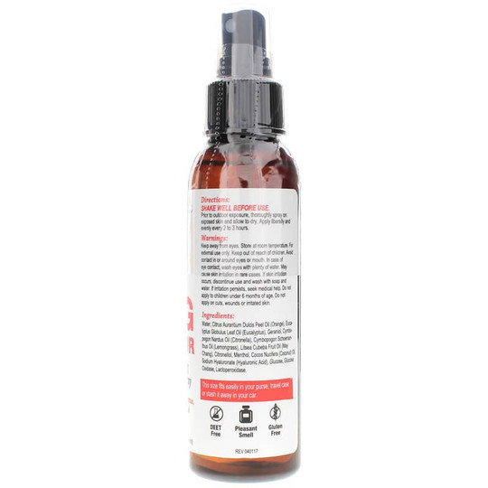 Bug Armour Natural Bug Repellent Spray