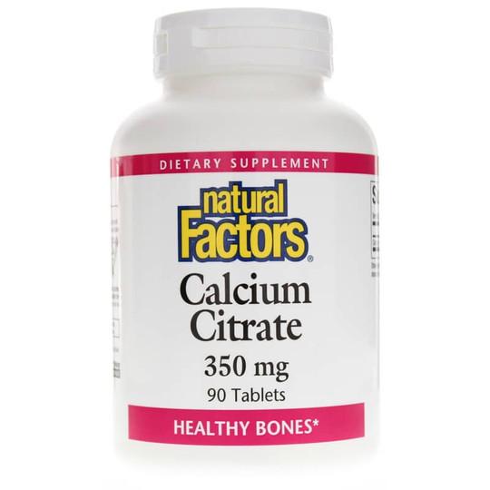 Calcium Citrate 350 Mg