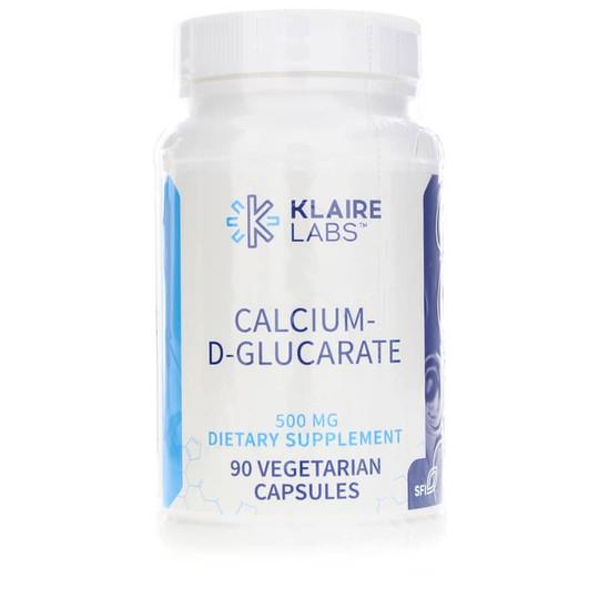 Calcium-D-Glucarate 500 Mg
