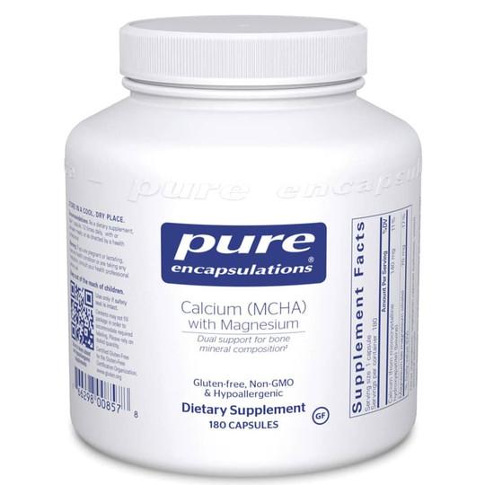 Calcium (MCHA) with Magnesium