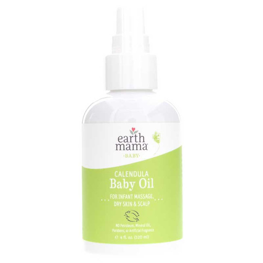 Calendula Baby Oil