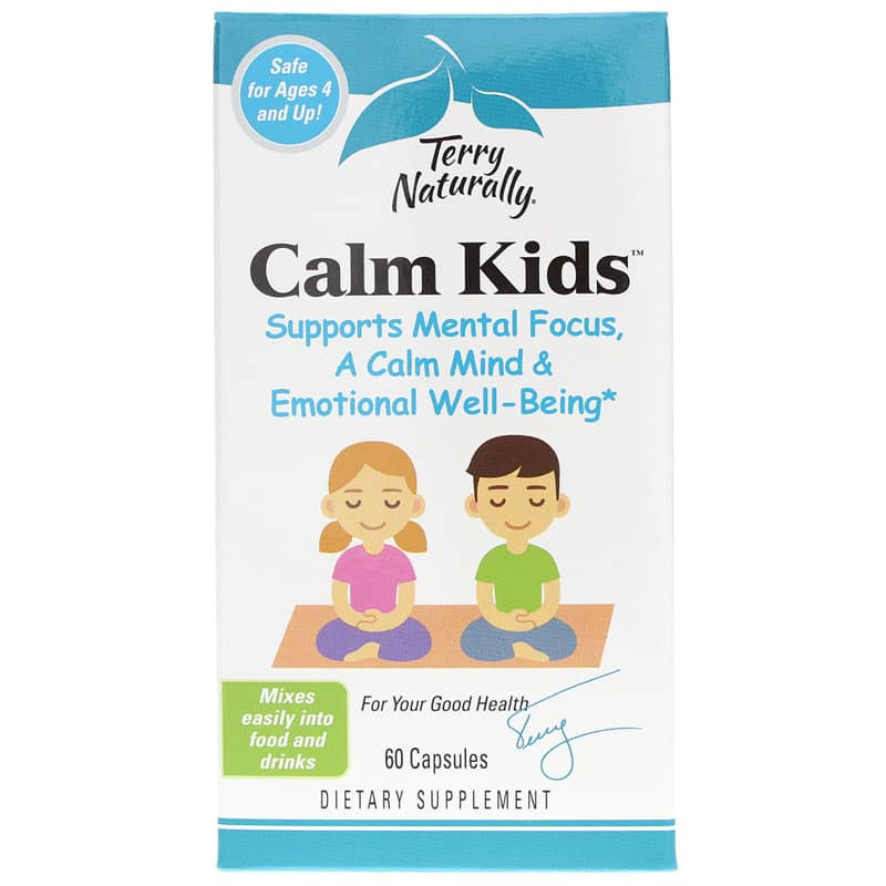 56fd2c24c1ad Calm Kids from Terry Naturally is a dietary supplement that provides a mix  of ingredients that support focus and concentration in children.Read More >