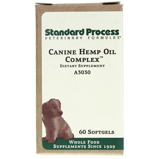 Canine Hemp Oil Complex