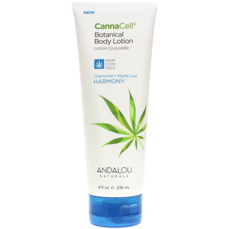 Cannacell botanical body lotion adn harmony%2cmain%2c1